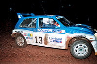 RAC Rally 1983 and other years